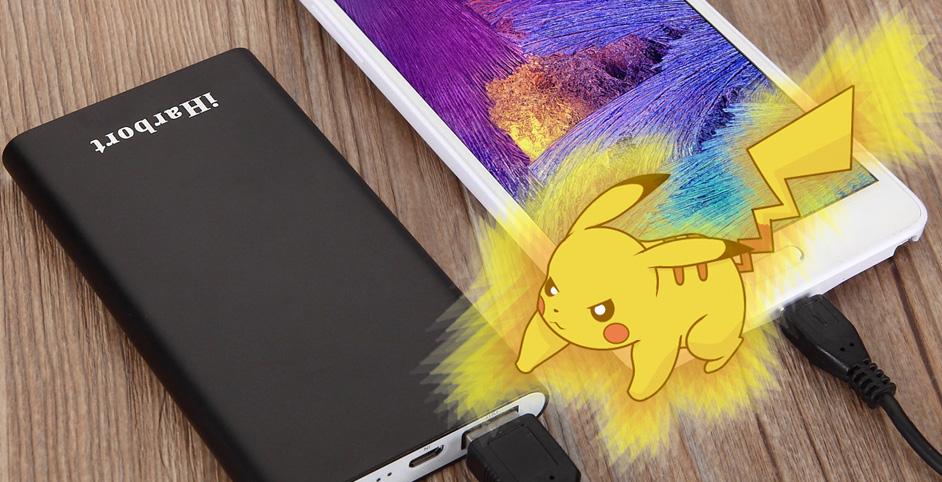 power bank pokemon go
