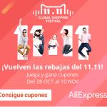 11 11 en Aliexpress
